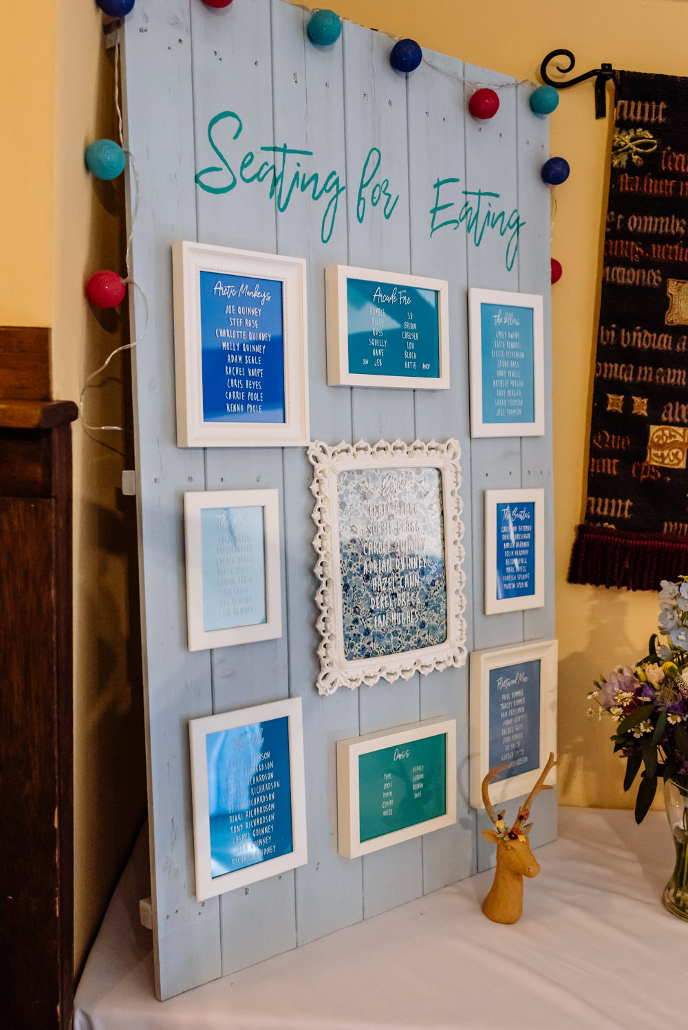 Seating For Eating Table Plan Chart Frames Pallet Wooden Calligraphy Blue Laid Back Harry Potter Wedding Daffodil Waves Photography