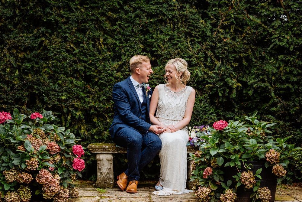 Laid Back Harry Potter Wedding Daffodil Waves Photography