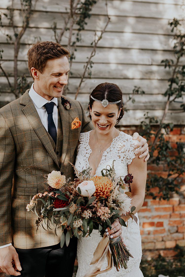 North Hidden Barn Wedding Autumn Jen Marino Photography