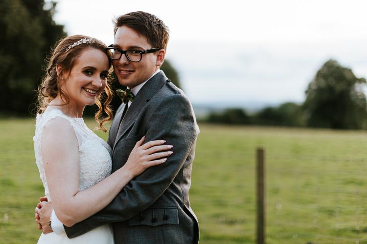 Pretty Pastel Floral Village Hall Wedding Struve Photography