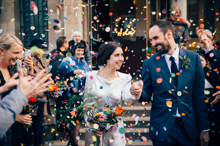 Round Chapel London Wedding Nikki van der Molen Photography