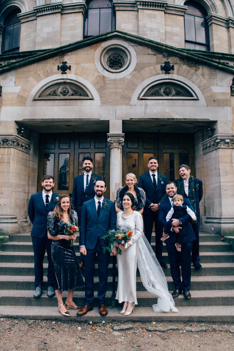 Round Chapel London Wedding Nikki van der Molen Photography
