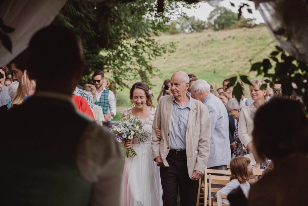The Green Cornwall Wedding Ben Selway Photography