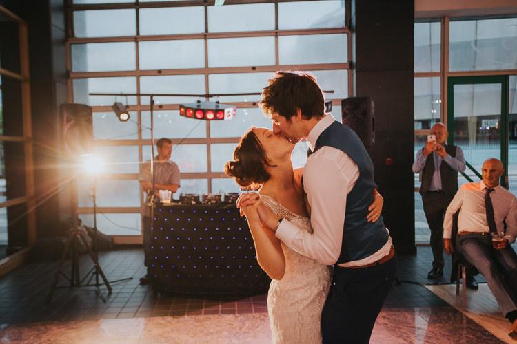 The Workstation Cinema Colourful Wedding Bloom Weddings