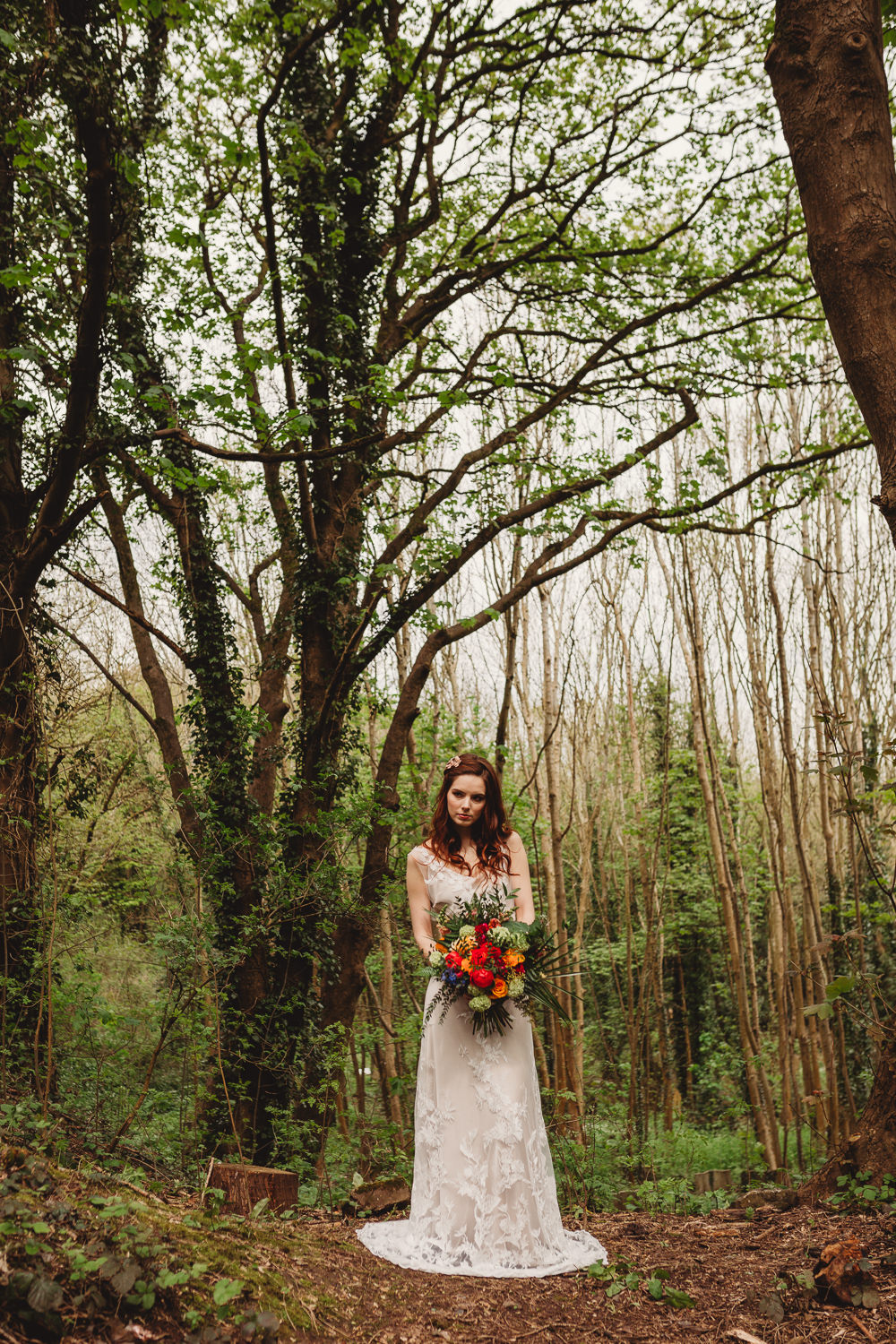 Dress Gown Bride Bridal Lace Silk Arnos Vale Weddings Ideas When Charlie Met Hannah Photography