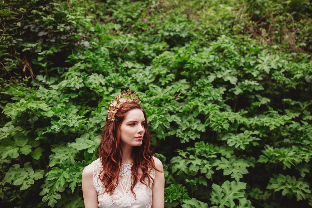 Bride Bridal Headdress Crown Tiara Applique Arnos Vale Weddings Ideas When Charlie Met Hannah Photography
