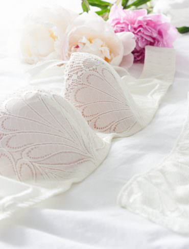 Bridal Wedding Lingerie Wonderbra Underwear Bride Bra Briefs