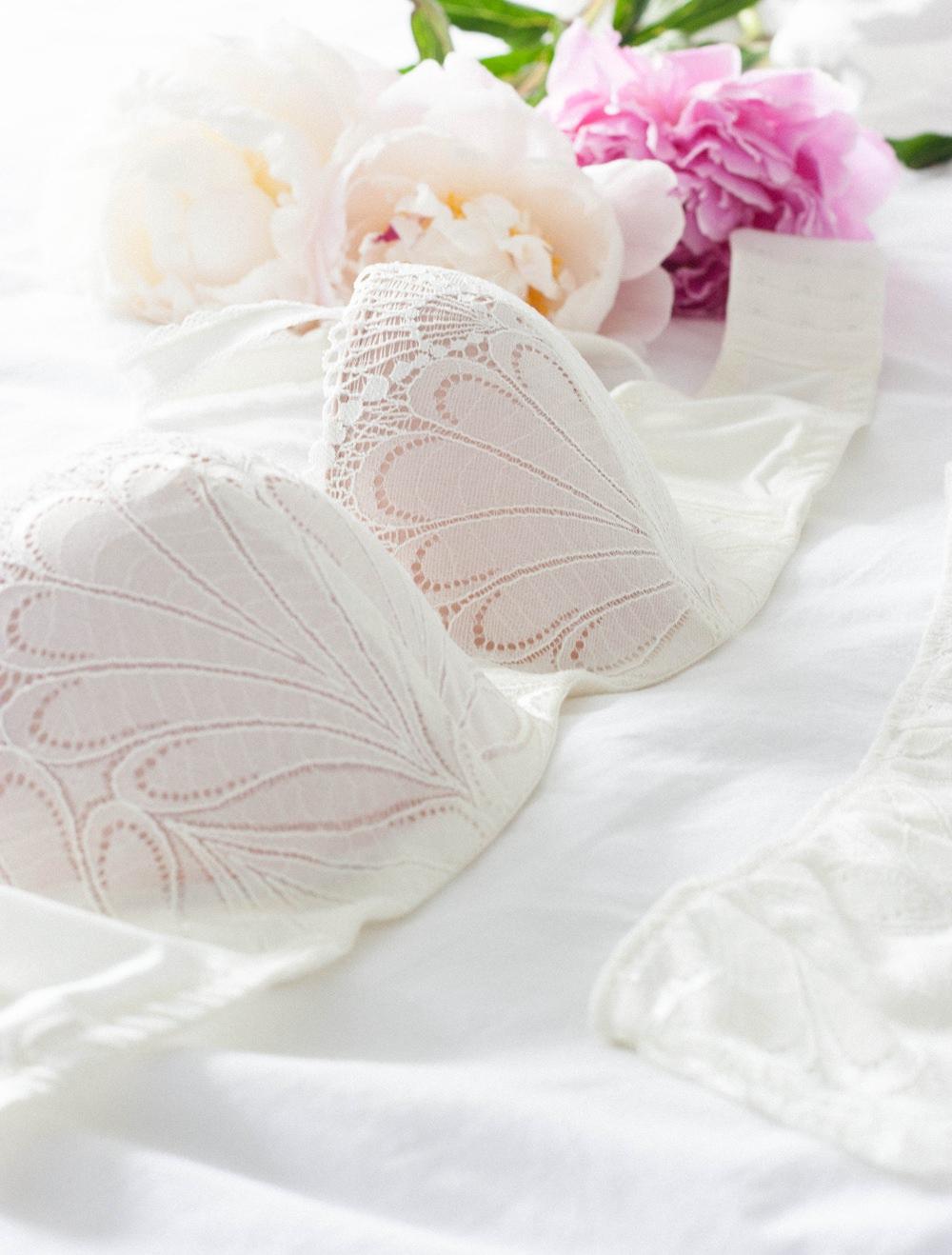 Bridal Wedding Lingerie Wonderbra Underwear Bride Bra Briefs