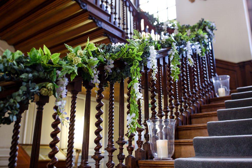 Ferris Heart Sloane Wedding Flowers