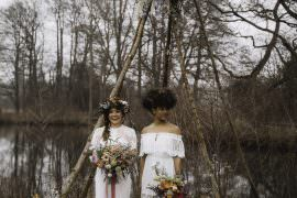 Colourful Boho Festival Wedding Ideas Ella Violet Photography