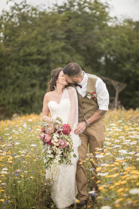 House Meadow Wedding Kerry Ann Duffy Photography