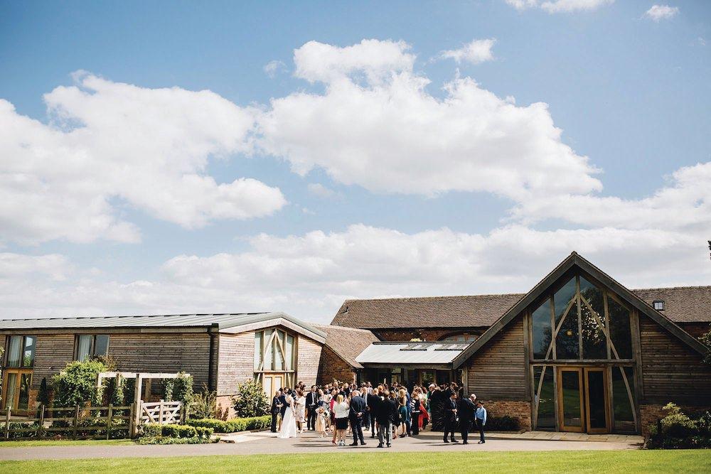 Mythe Barn Wedding Samuel Docker Photography
