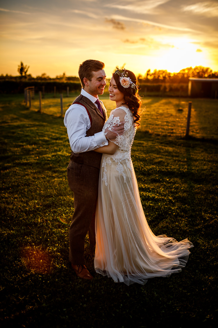Whimsical & Enchanting Midsummer Night's Dream Wedding