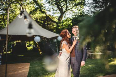 Tipi Garden Wedding Wedding Foxley Photography