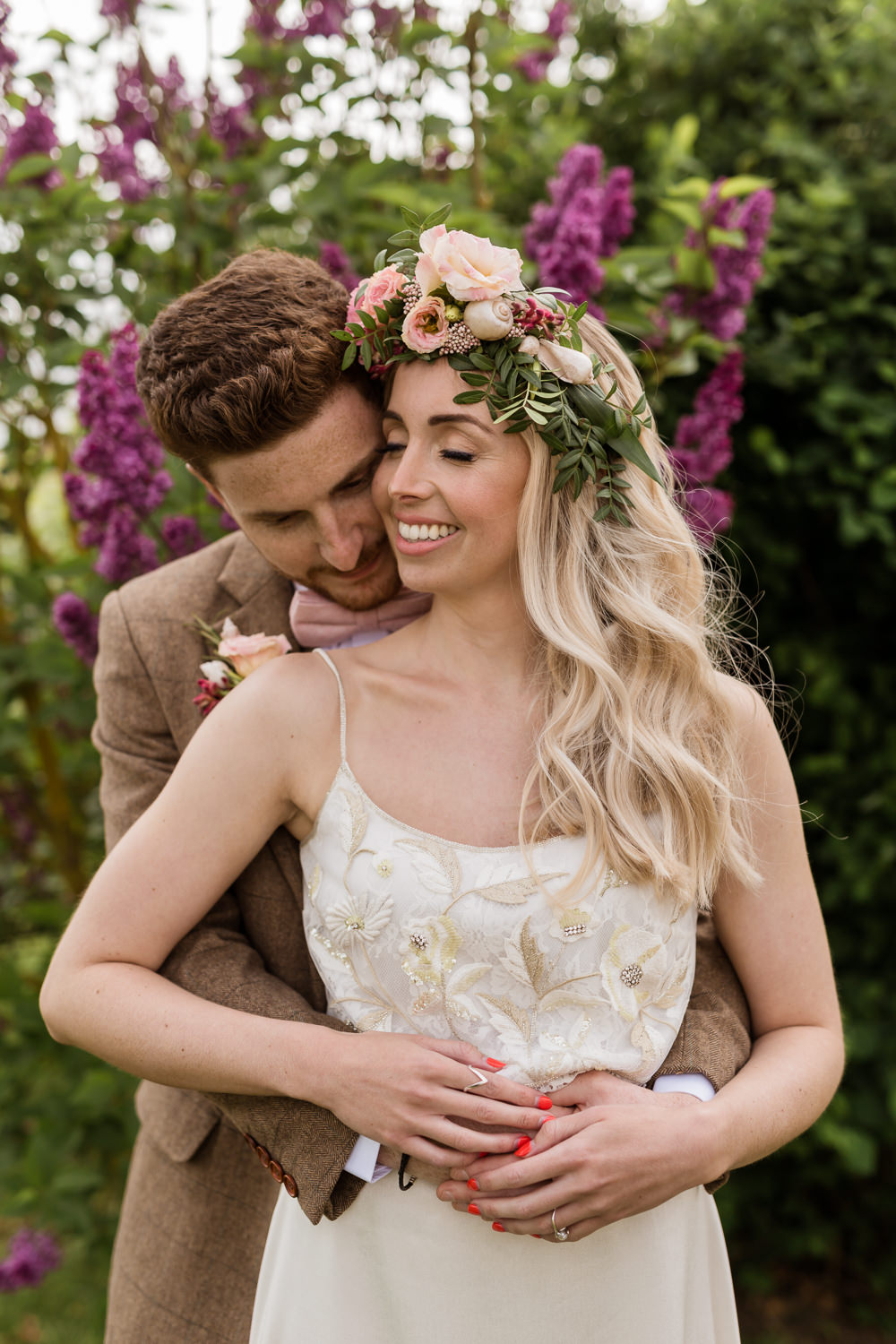 Tropical Boho Countryside Wedding Ideas Sarah Brookes Photography