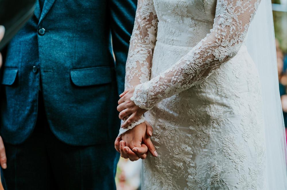 Kula Tsurdiu Lace Dress Gown Sleeves Bride Bridal Walcot Hall Wedding Shropshire Bridgwood Wedding Photography