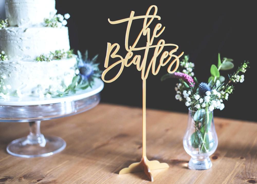 Capola Designs Wedding Decor