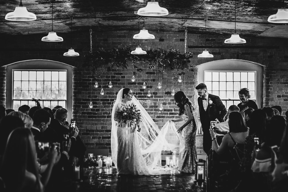 West Mill Wedding HBA Photography