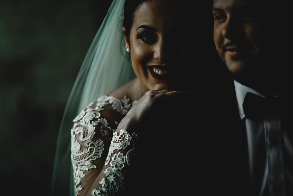 Make Up Bride Bridal West Mill Wedding HBA Photography