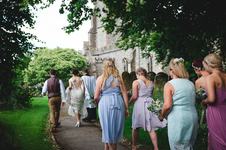 Wick Bottom Barn Wiltshire Wedding Rustic Country Style With