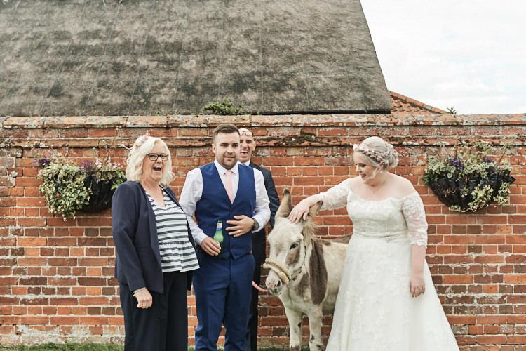 Wood Farm Barn Wedding Suffolk Faye Amare Photography