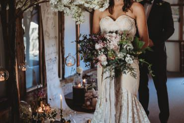 Very Pretty Spring Barn Wedding Ideas