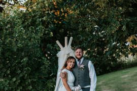 Blithfield Lakeside Barns Wedding Daniel McClane Photography