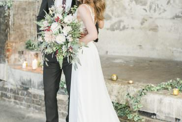 Modern Meets Rustic Luxe Wedding Ideas