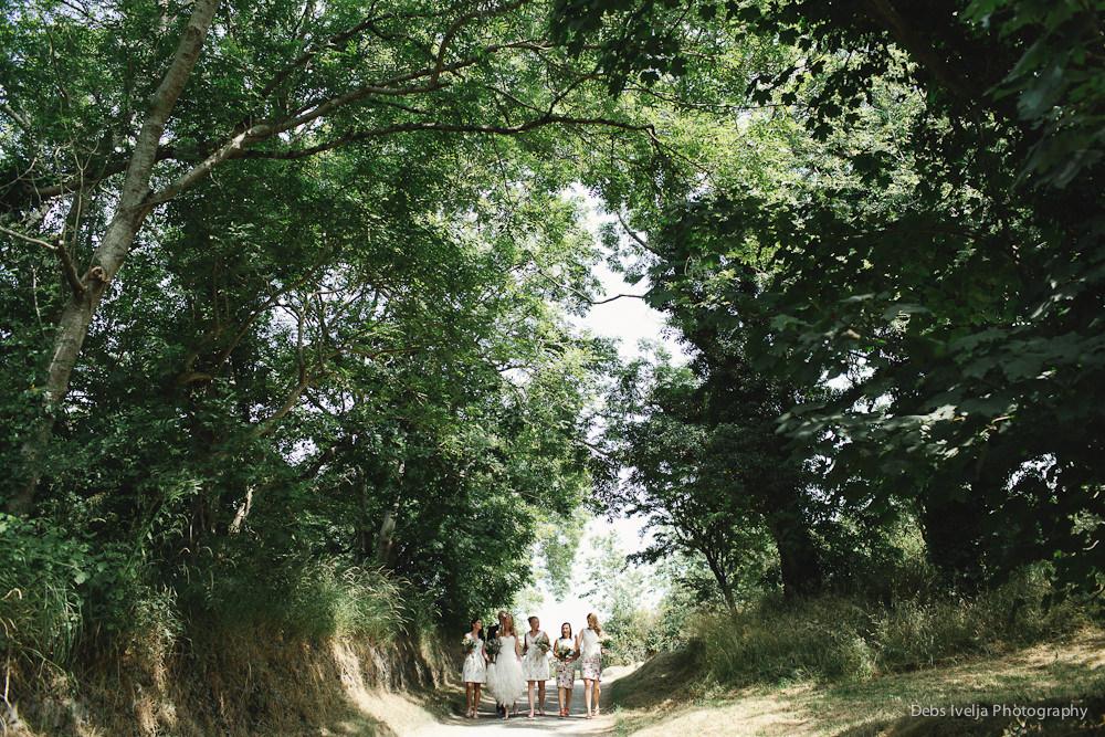 Fforest Festival Outdoor Wedding Venue Debs Alexander 1