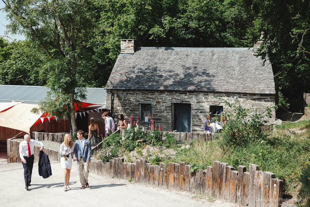 Fforest Festival Outdoor Wedding Venue Debs Alexander