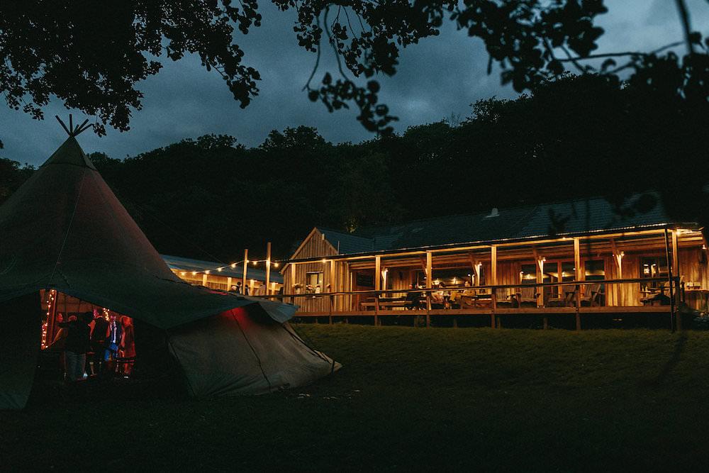 Fforest Festival Outdoor Wedding Venue Millie Benbow 5