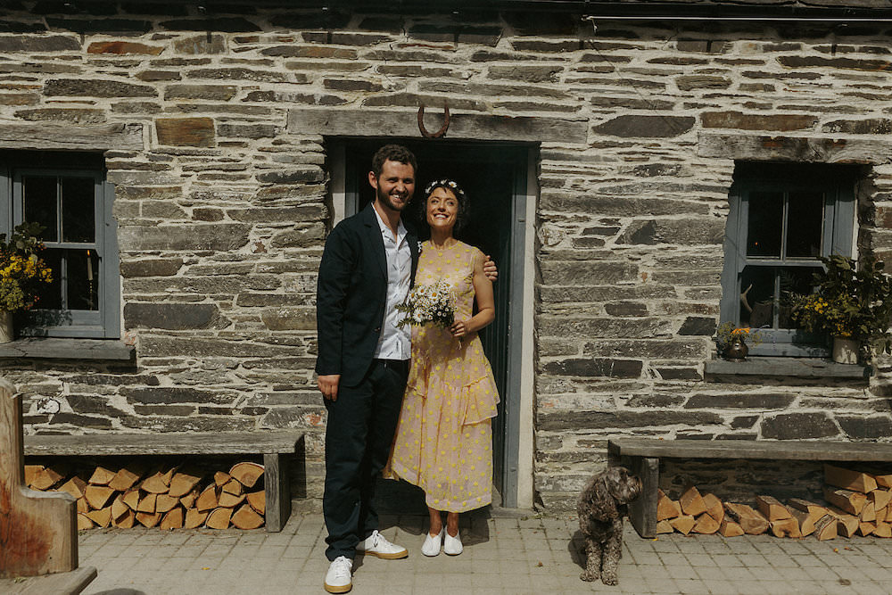 Fforest Festival Outdoor Wedding Venue Millie Benbow