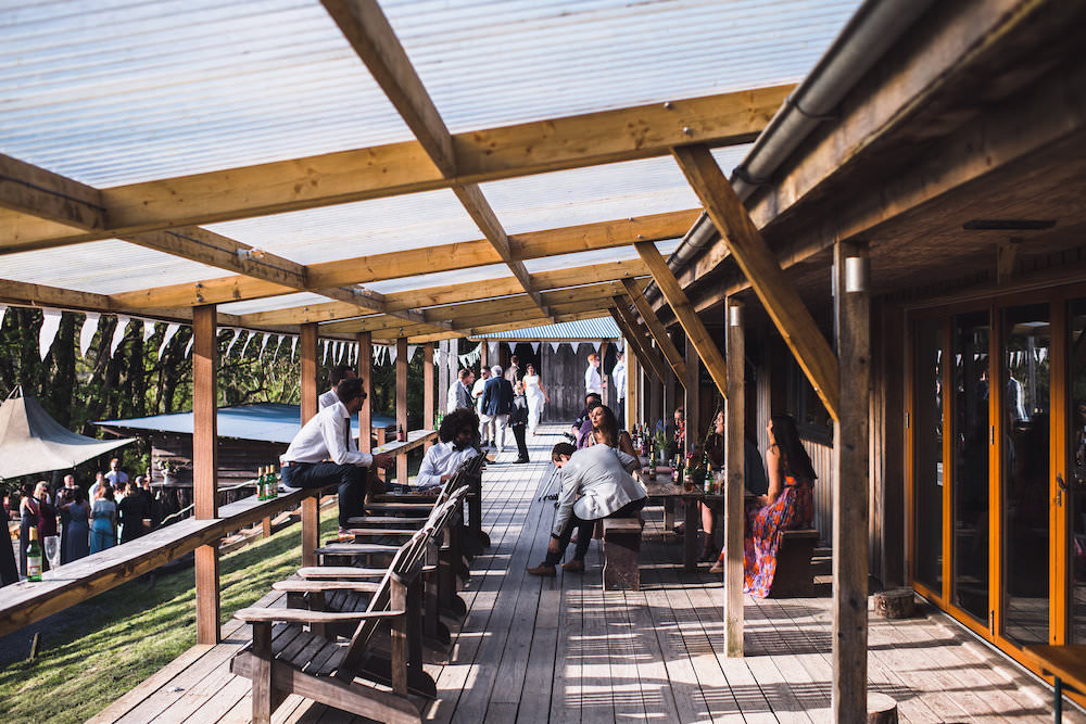 Fforest Festival Outdoor Wedding Venue O and C Photography 2