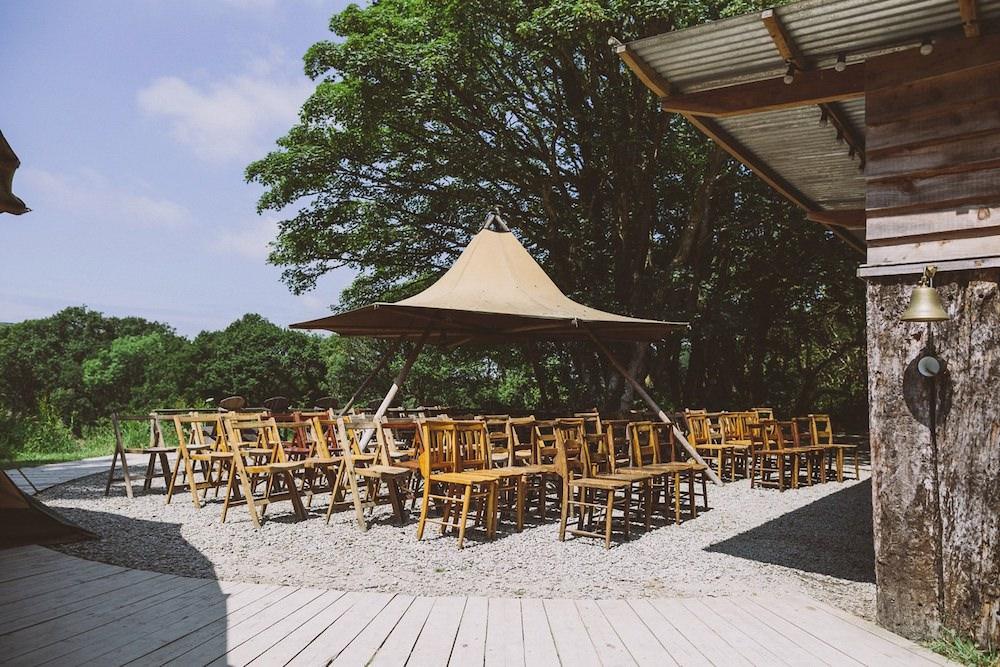 Fforest Festival Outdoor Wedding Venue Tim Bishop