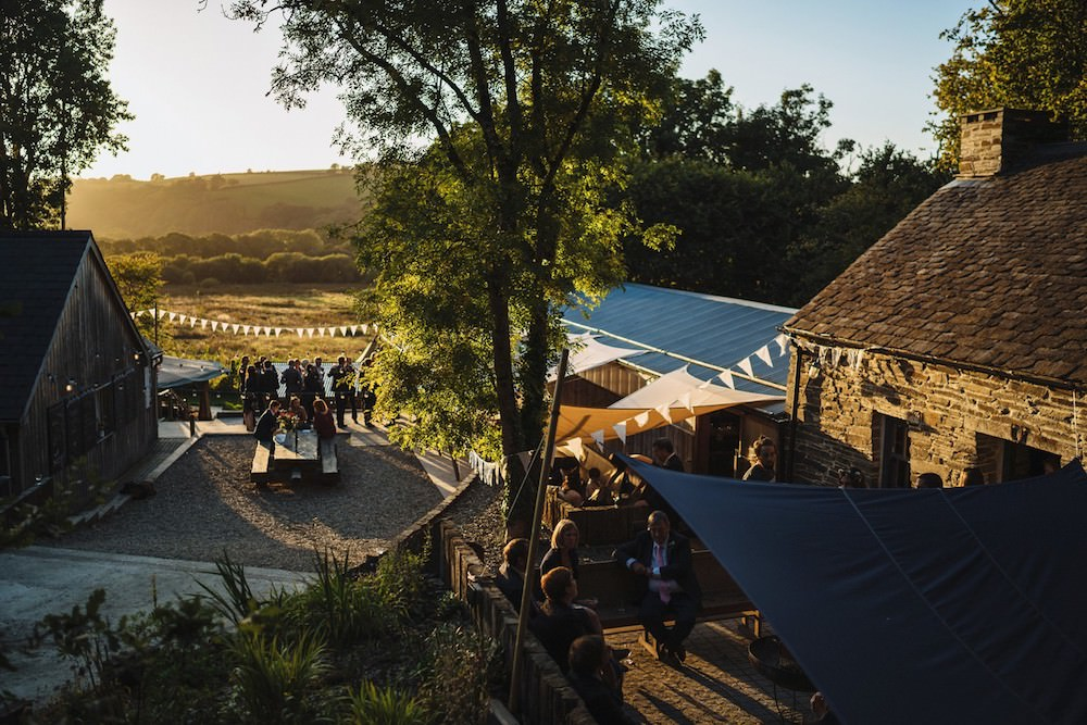 Fforest Festival Outdoor Wedding Venue paul marbrook