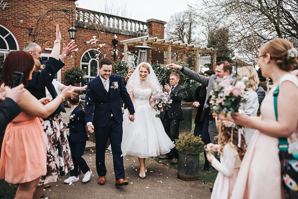 Folly Farmhouse Mackworth Wedding Pear&Bear Photography