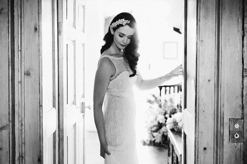 Glamorous Vintage Eggington House Wedding Ideas David Jenkins Photography