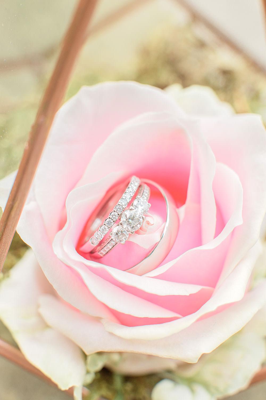 Beautifully Romantic Marsala & Gold Wedding at Le Petit Château ...