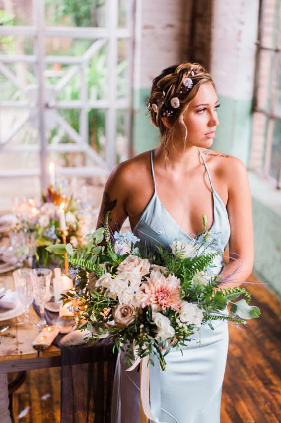 Ocean Wedding Ideas Industrial Rachel Watkinson Photography