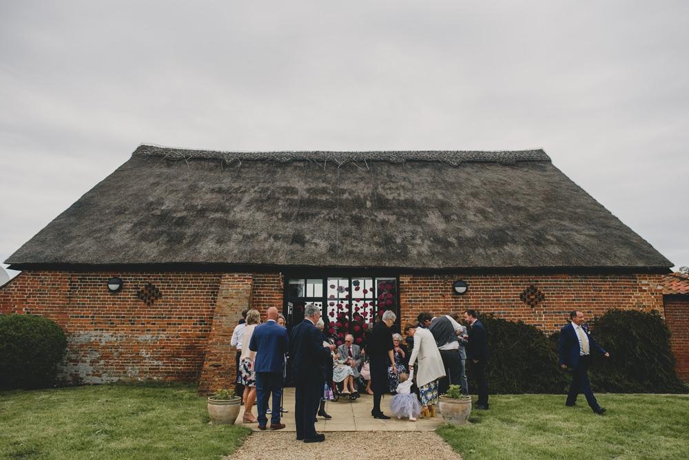 Rustic Barn Wedding Georgia Rachael Photography