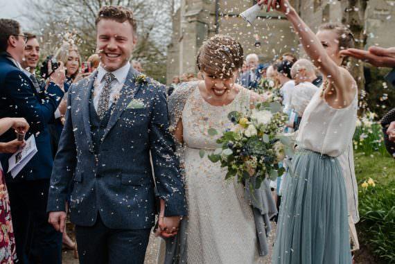 Spring Tipi Wedding Inbetween Days Photography