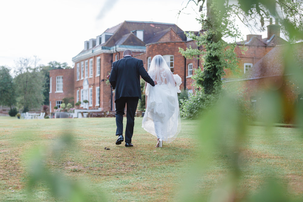 Stoke Place Wedding Hannah McClune Photography