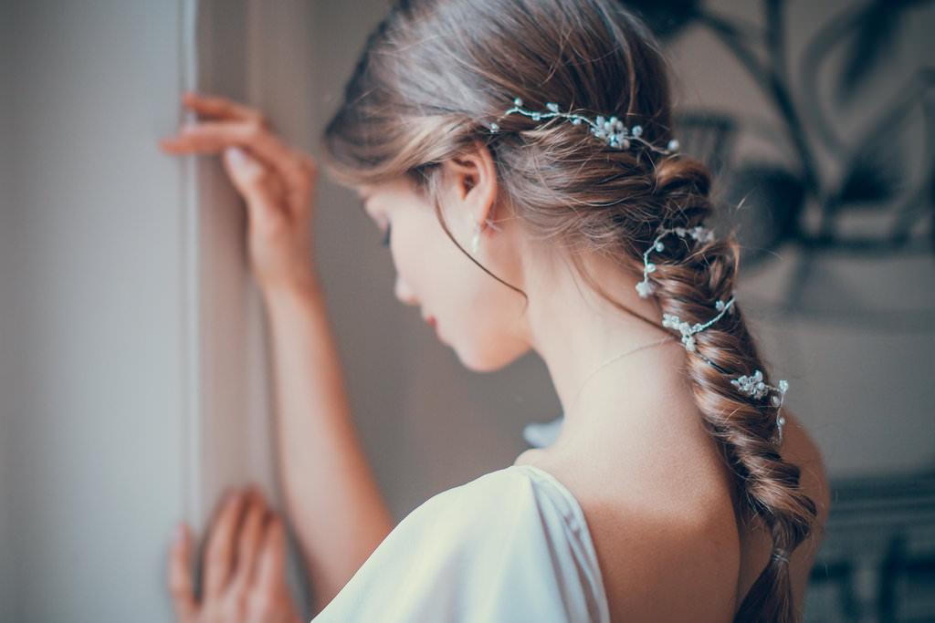 Choose Wedding Hair Style Advice Help