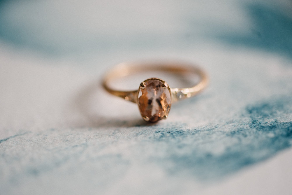 Outdoor Wild Nature Destination Spain Europe Coastal Styled Shoot Amber Ring | Blue Ibiza Elopement Ideas and Surprise Proposal Serena Genovese Photography