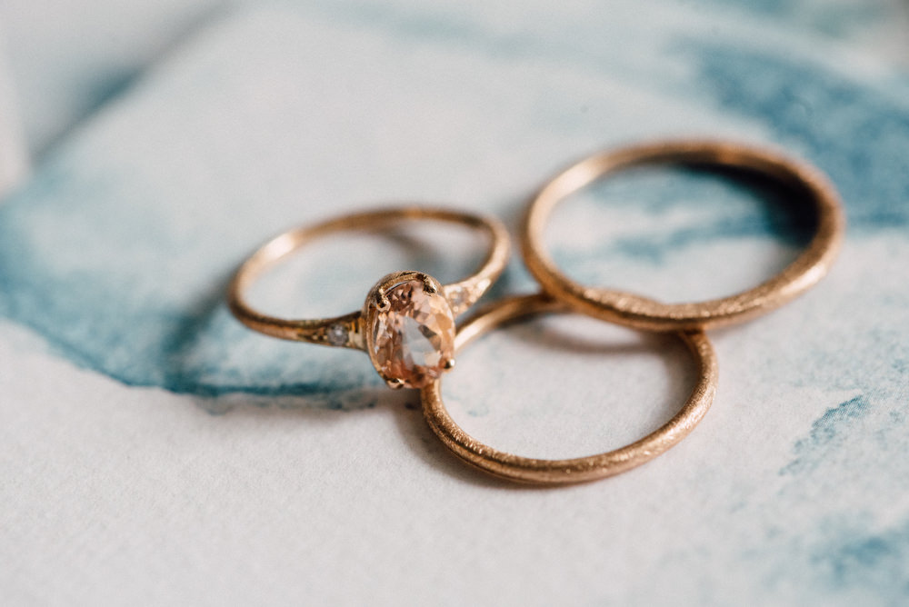 Outdoor Wild Nature Destination Spain Europe Coastal Styled Shoot Beach Engagement Wedding Rings | Blue Ibiza Elopement Ideas and Surprise Proposal Serena Genovese Photography