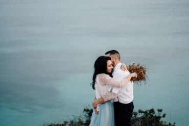 Blue Ibiza Elopement Ideas & A Surprise Proposal