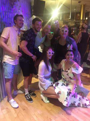 Cinema Hen Do Wedding Planning Blog UK