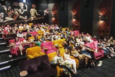 The Bride Diaries. Chantelle's Cinema Hen Do