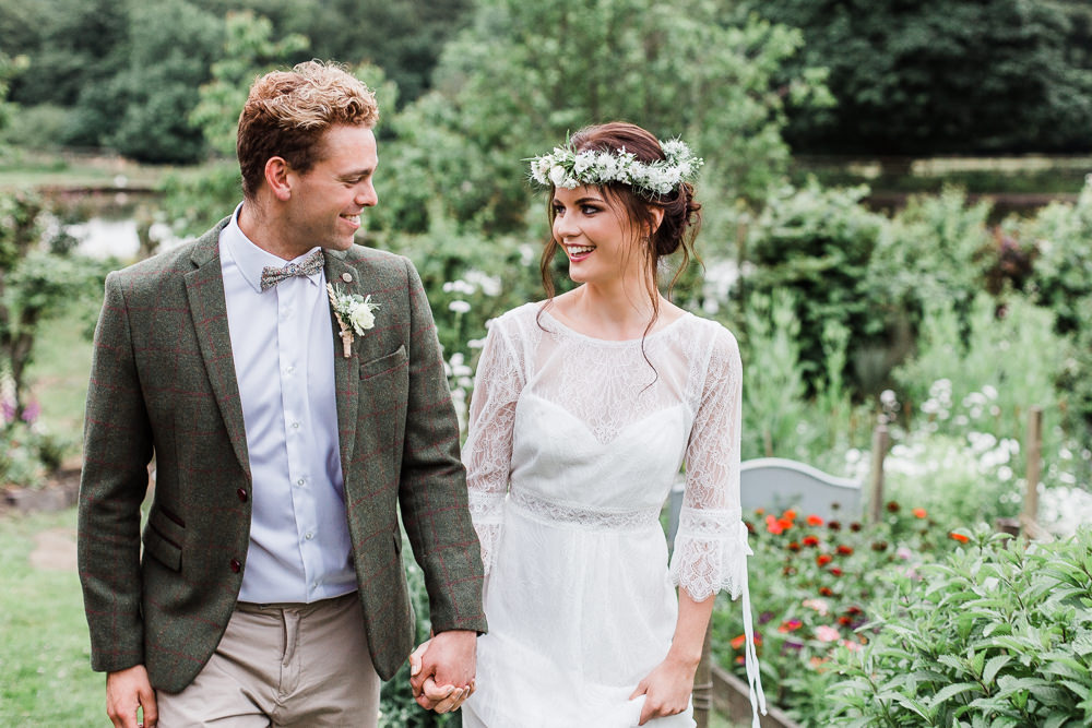 Colourful Bohemian Floral Wedding Ideas Anna Beth Photography