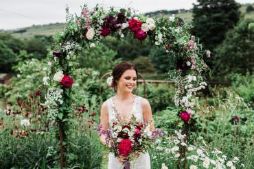 Colourful Bohemian & Floral Wedding Ideas